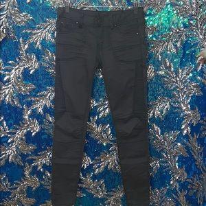 Armani Exchange Gunmetal Jeans